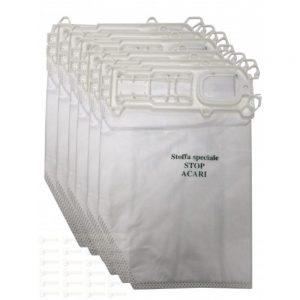 Sacchetti ricambio compatibili folletto VK135/136 confezione 6 pz